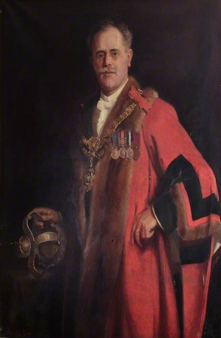 Portrait of a Mayor