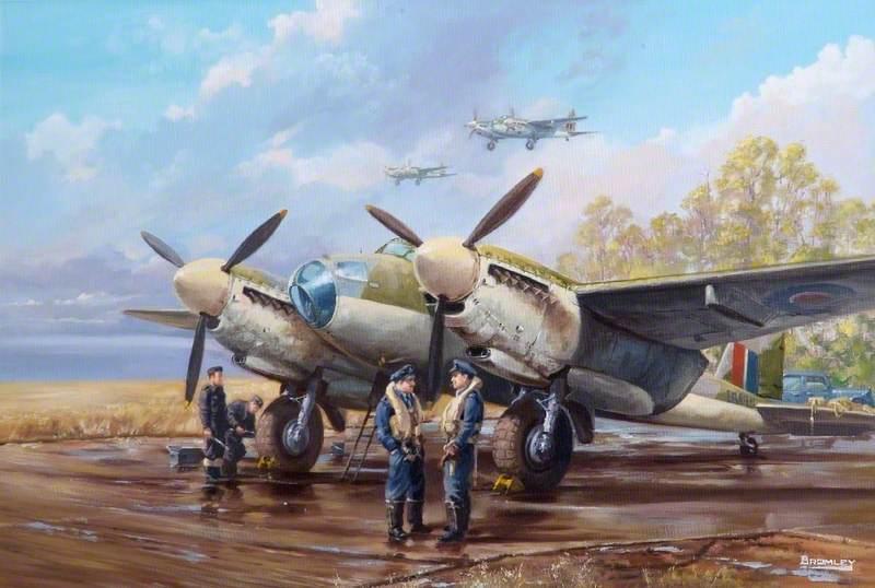The De Havilland Mosquito