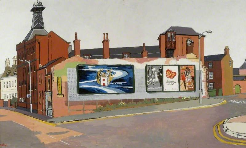Next to Go, Lower Street, Kettering