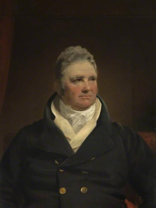 Sir William Long (1756–1841), Mayor of Bedford