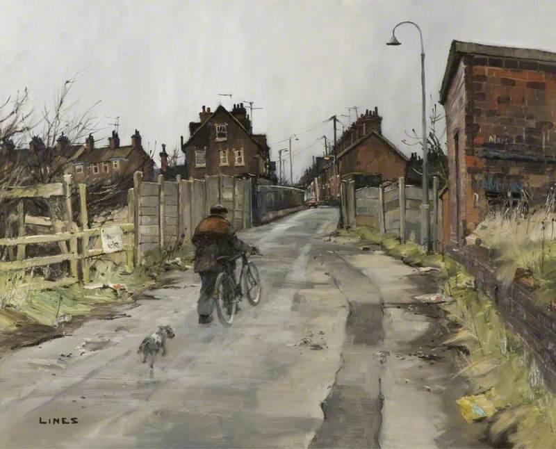 Mill Lane Mongrel, Wellingborough, Northamptonshire