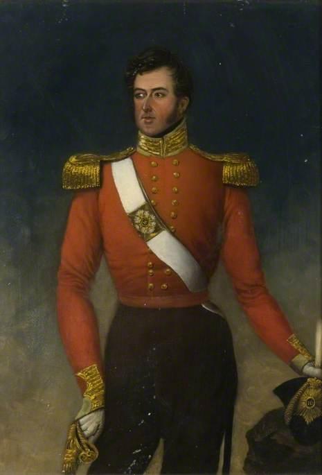 Major James Brand (c.1790–1853)