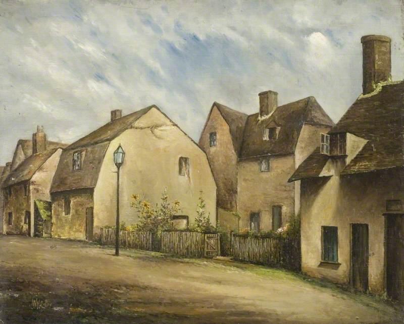 Old Waterloo Slum, Bedford