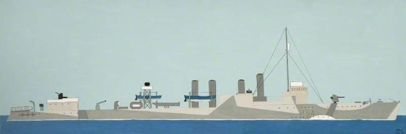 HMS 'Burwell'