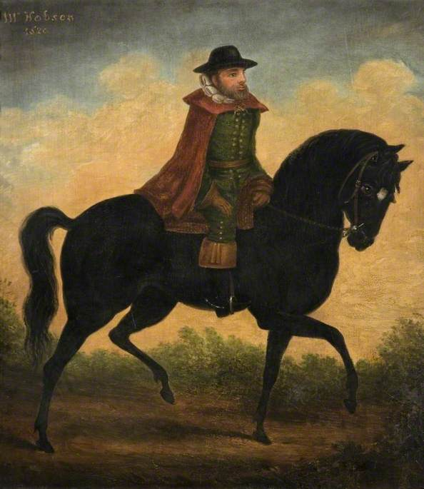 Thomas Hobson (1544–1631), The Cambridge Carrier