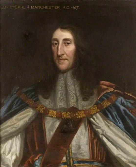 Edward Montagu (d.1671), 2nd Earl of Manchester