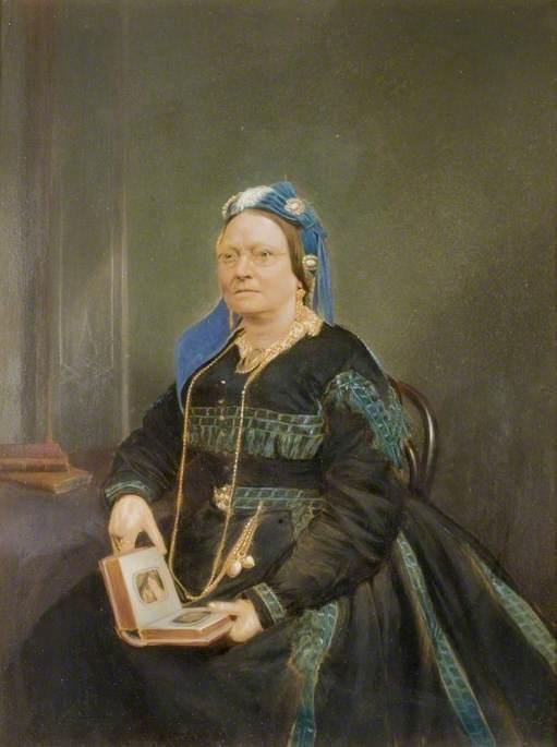 Mrs George Offa (1806–1873)