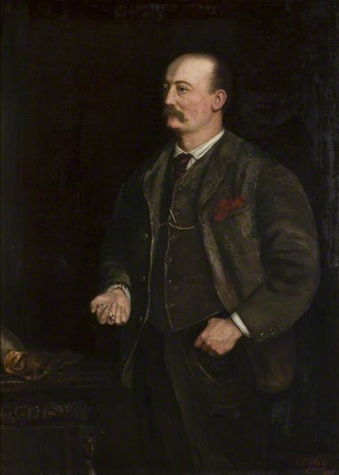 Edward Montagu (1839–1916), 8th Earl of Sandwich