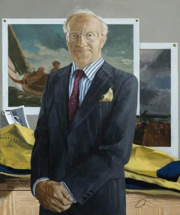 Peter Stanley, Principal (1977–1984)