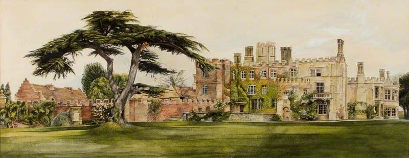 Hinchingbrooke House, Huntingdon, Cambridgeshire