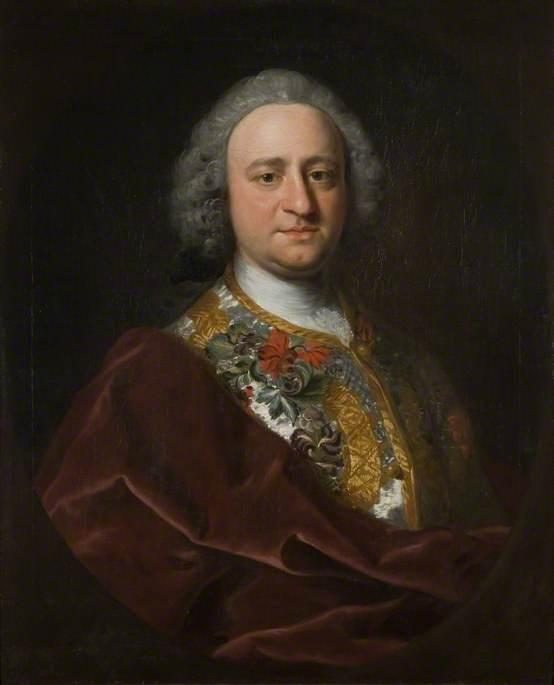 Claude Champion de Crespigny (1706–1782)