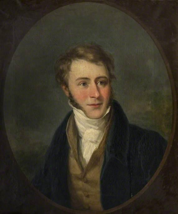 Reverend Heaton Champion de Crespigny (1796–1858)