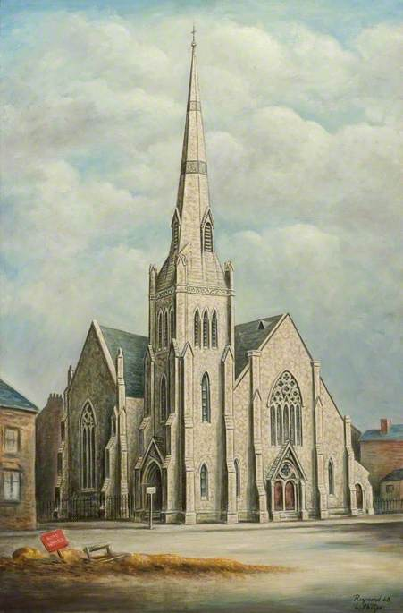 King Street Congregational Church, Luton, Bedfordshire