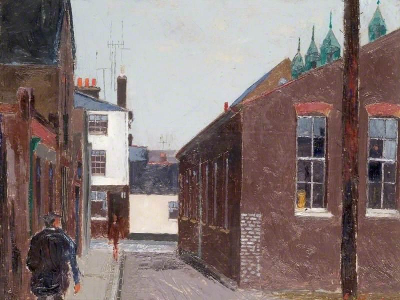 Langley Street School, Luton, Bedfordshire