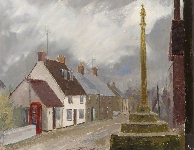 'The Cross', Stevington Village, North-West of Bedford