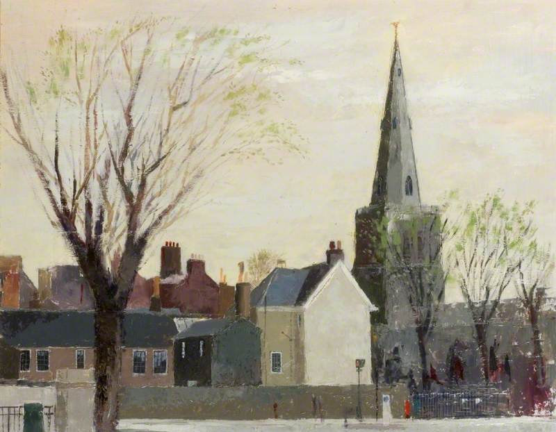 'The Celestial City', St Paul's Church, Bedford