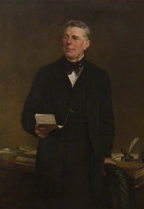 John Beasley of Chapel Brampton (d.1908)