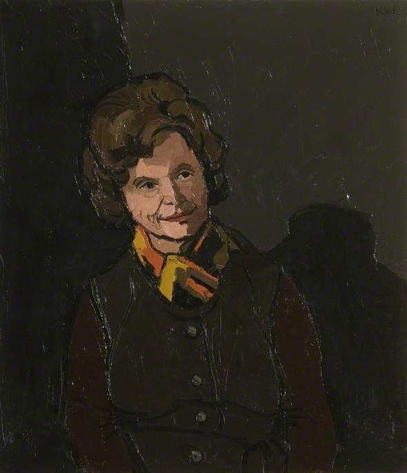 Councillor Dora Phyllis Oxenham (1910–1996), CBE, Chair of Northamptonshire County Council (1969–1972)