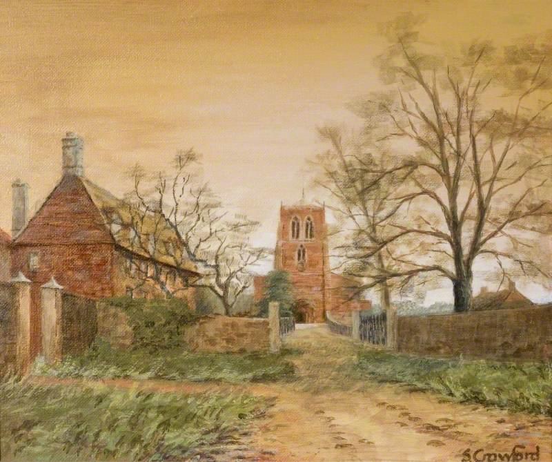 Rothwell Parish Church and Rothwell Manor House, Northamptonshire