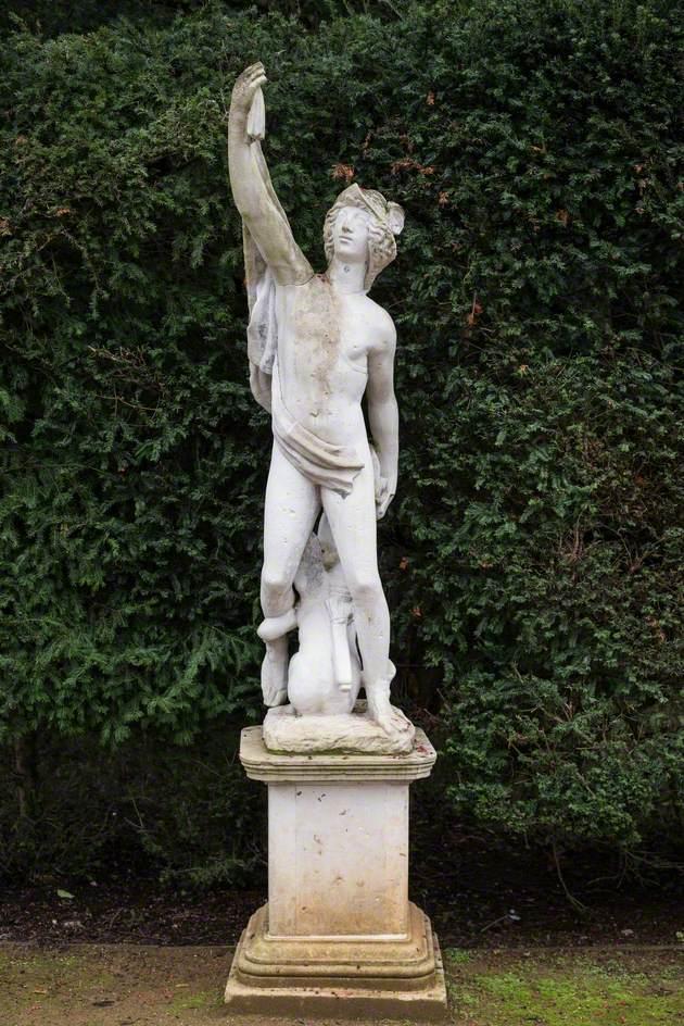 Mercury and Cupid