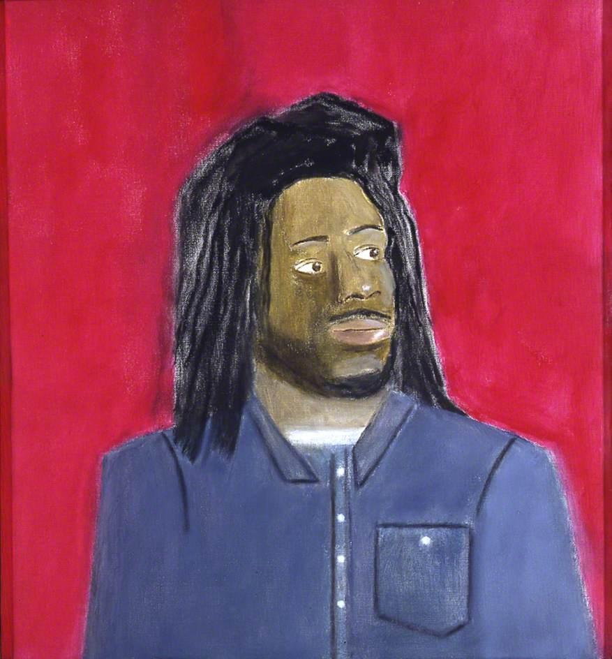 Portrait of Chris Ogidih