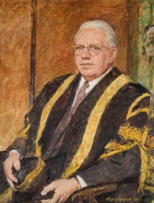 Sir Peter Venables, Principal of the College of Advanced Technology (1955–1966) and Vice-Chancellor of Aston (1966–1969)