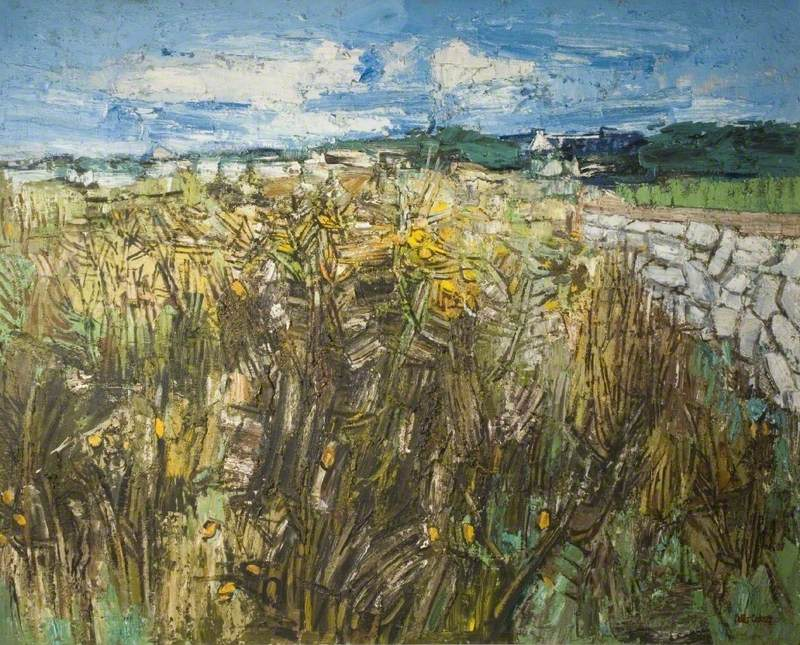 Gorse and Bracken, Audierne