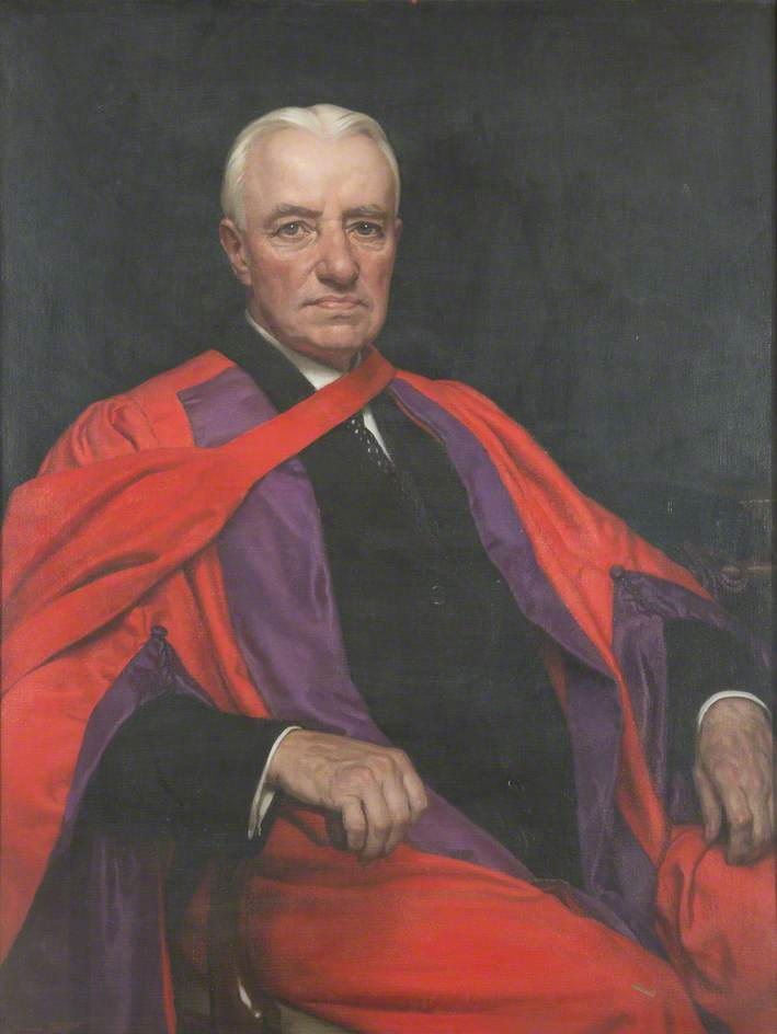 Stanley Barnes, MD, DSc, LLD, FRCP, Dean of the Faculty of Medicine (1931–1941)