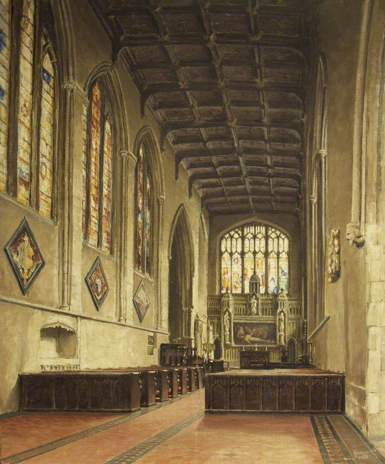 The Lord Mayor's Chapel