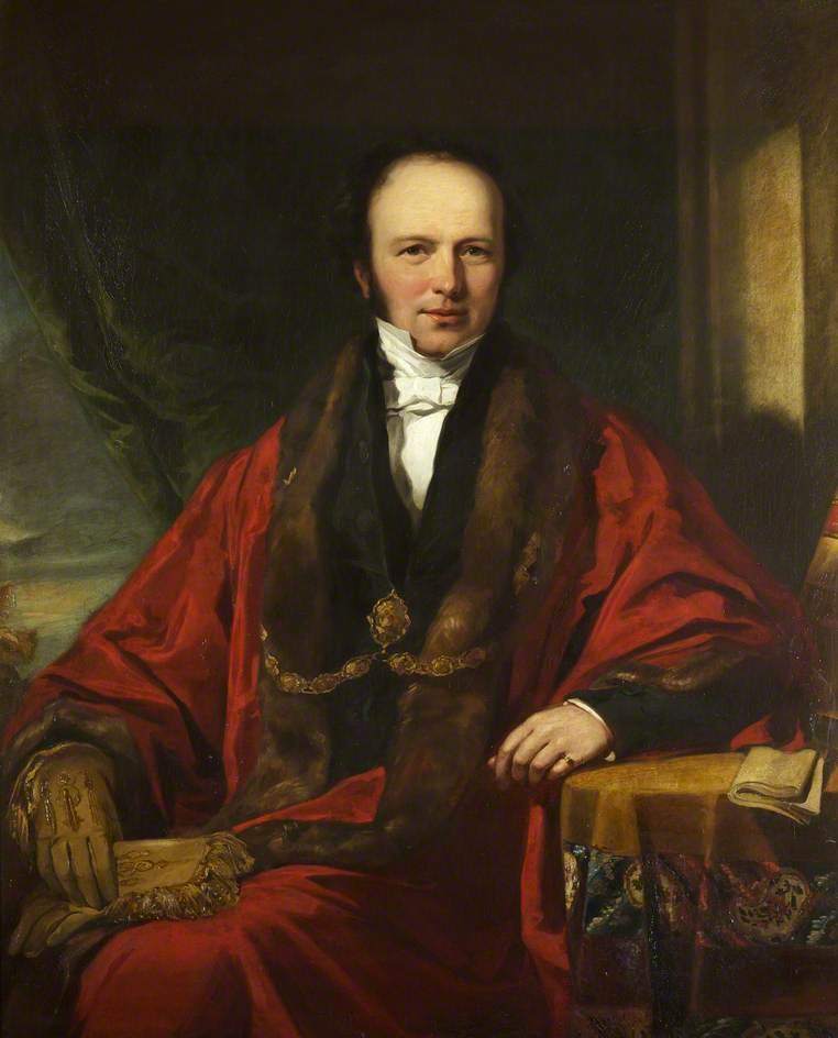John Decimus Pountney, Mayor (1847–1848)