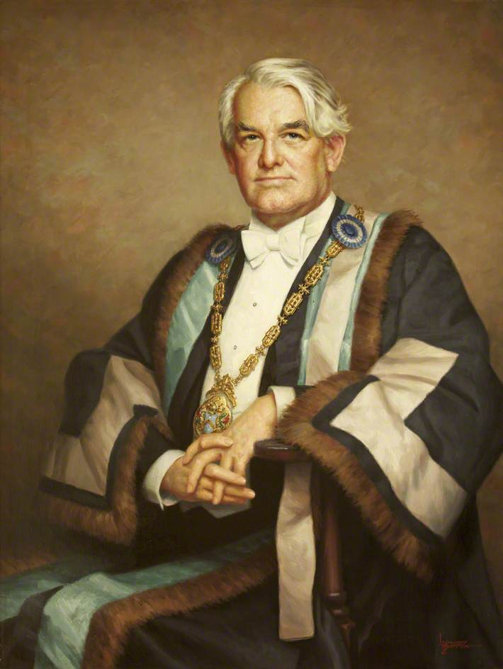 Alfred C. V. Telling, Founder Chairman of H. A. T. Group plc, Master of the Worshipful Company of Plaisterers (1972–1973)