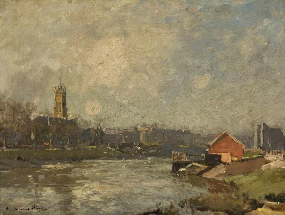 The Avon at Bristol