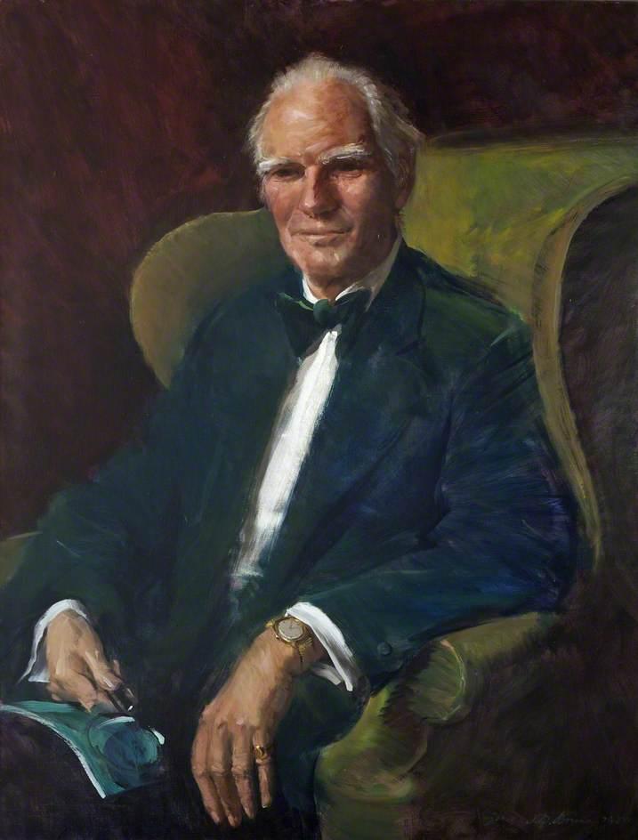 Sir Reginald Verdon Smith, Council (1945–1986), Chairman of the Council (1949–1956), Pro-Chancellor (1965–1986), University Benefactor and Honorary Fellow
