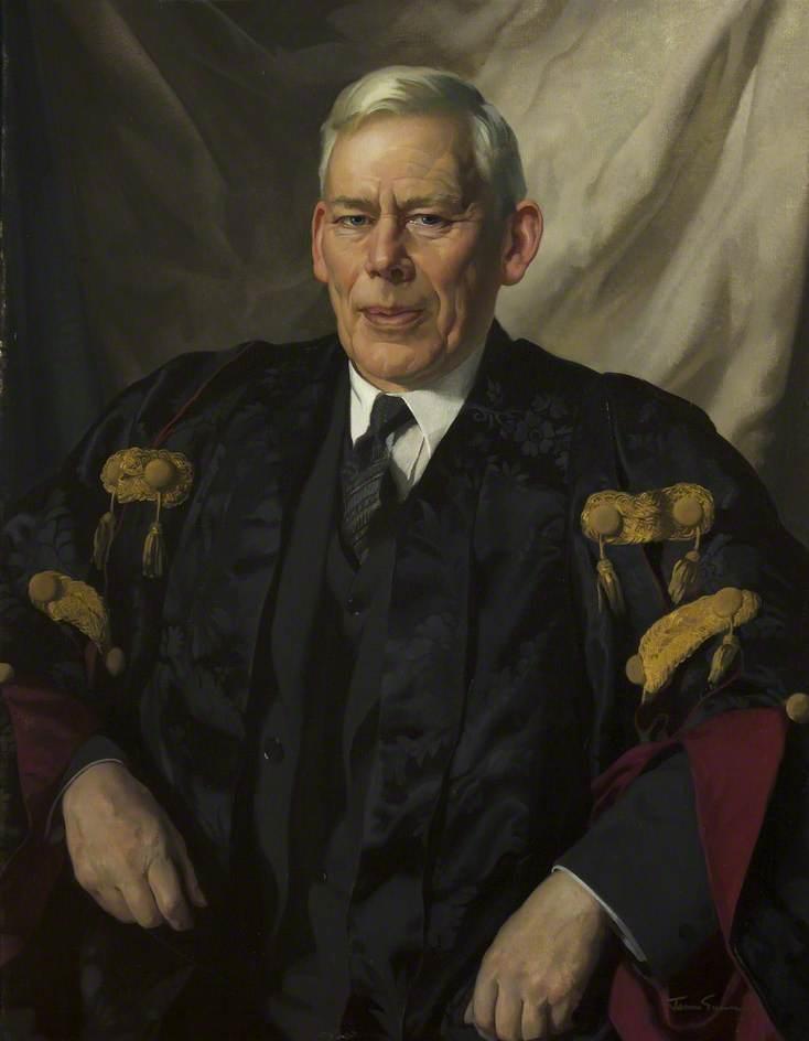 Dr Thomas Loveday, Vice-Chancellor (1922–1945)