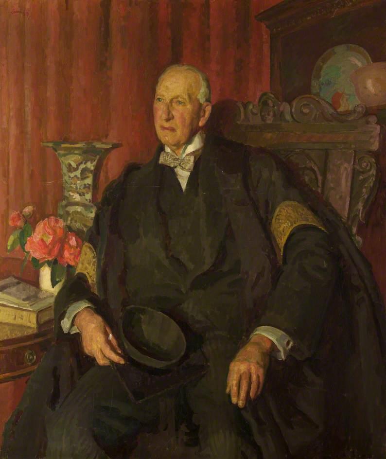 Hiatt C. Baker, Council (1909–1934), Pro-Chancellor (1929–1934)