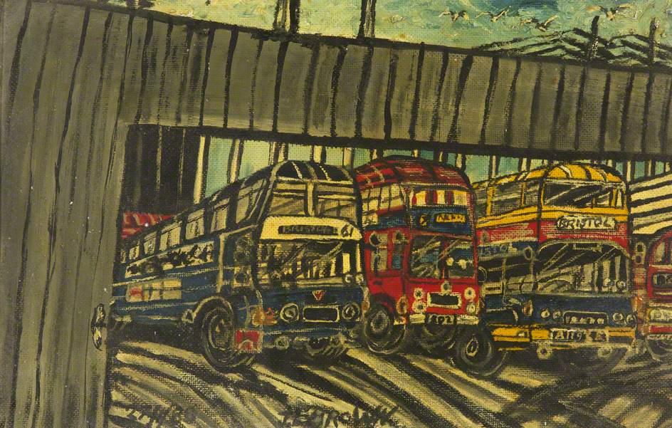 Bristol Bus Depot