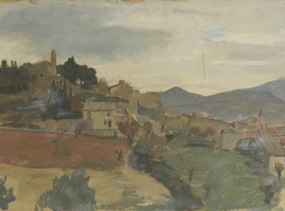 The Village of Rasteau