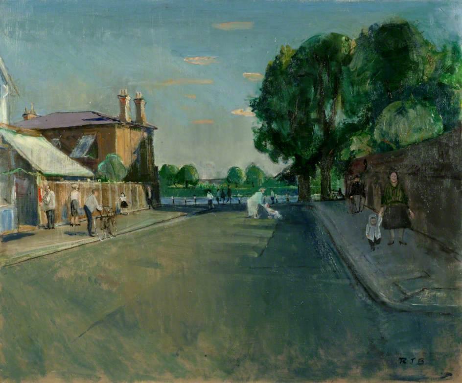 Thames Road, Chiswick