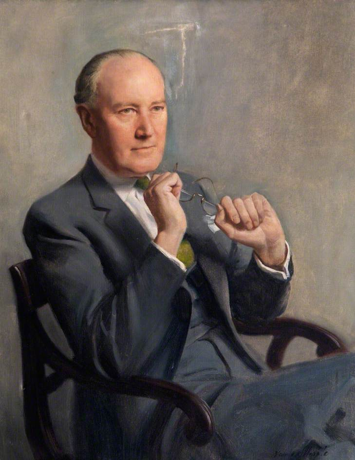 MacDonald Critchley (1900–1997), CBE, MD, FRCP