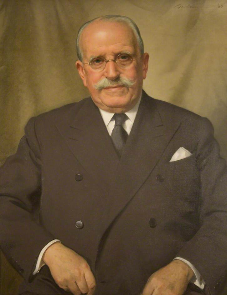 Sir John Weir (1879–1971), GCVO