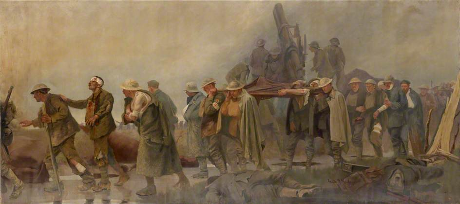 First World War: The Royal Army Medical Corps on Active Service