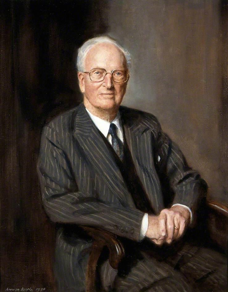 Oliver Shewell Franks (1905–1992), Baron Franks of Headington