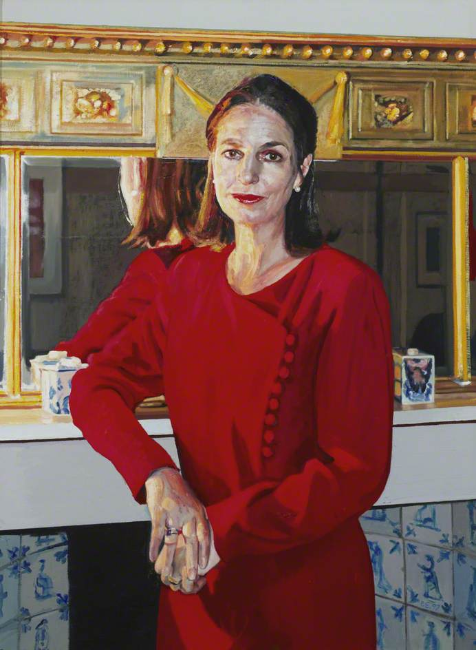 Baroness Blackstone, Master (1987–1997)