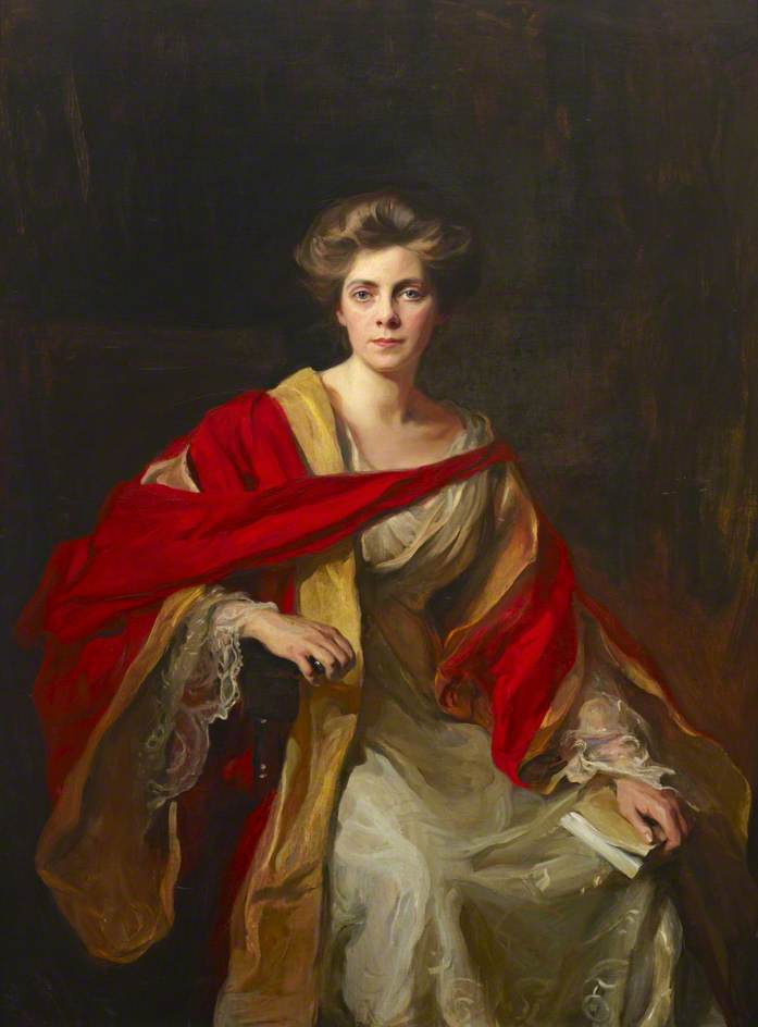 Dame Helen Gwynne-Vaughan, CBE, DSc