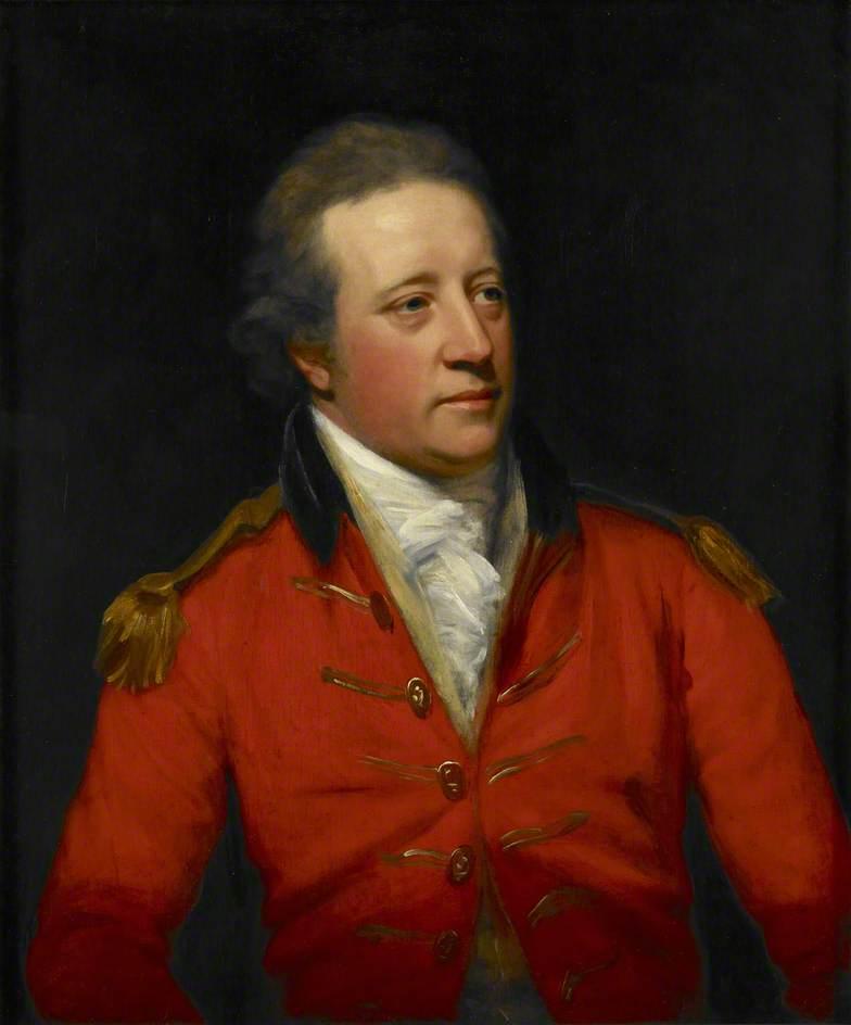 Major General John Garstin (1756–1820), Bengal Engineers