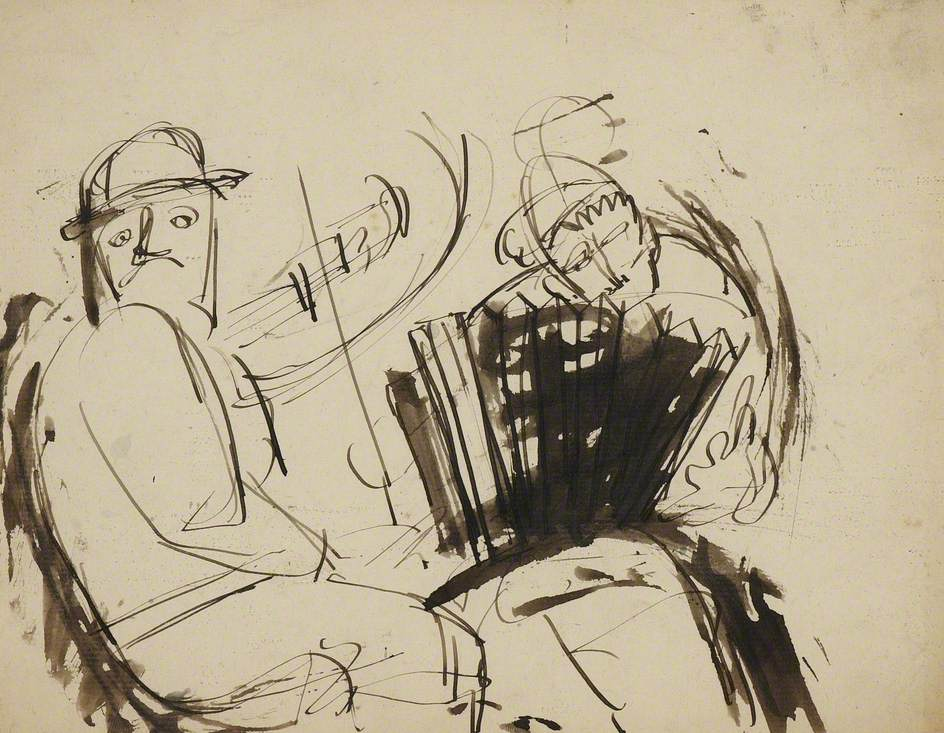 Musicians (from 'A Memory of Memories')