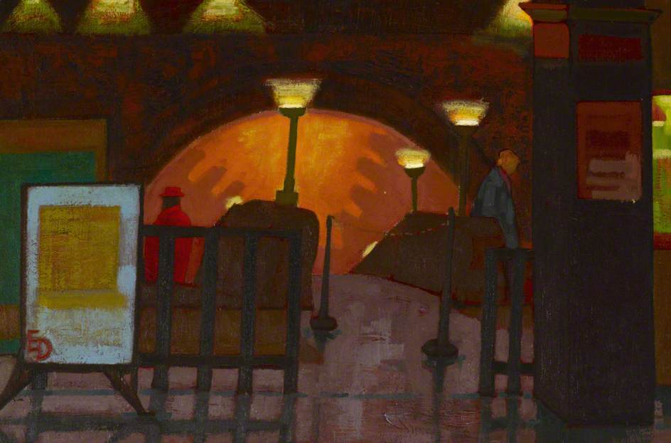 The Old Underground Station