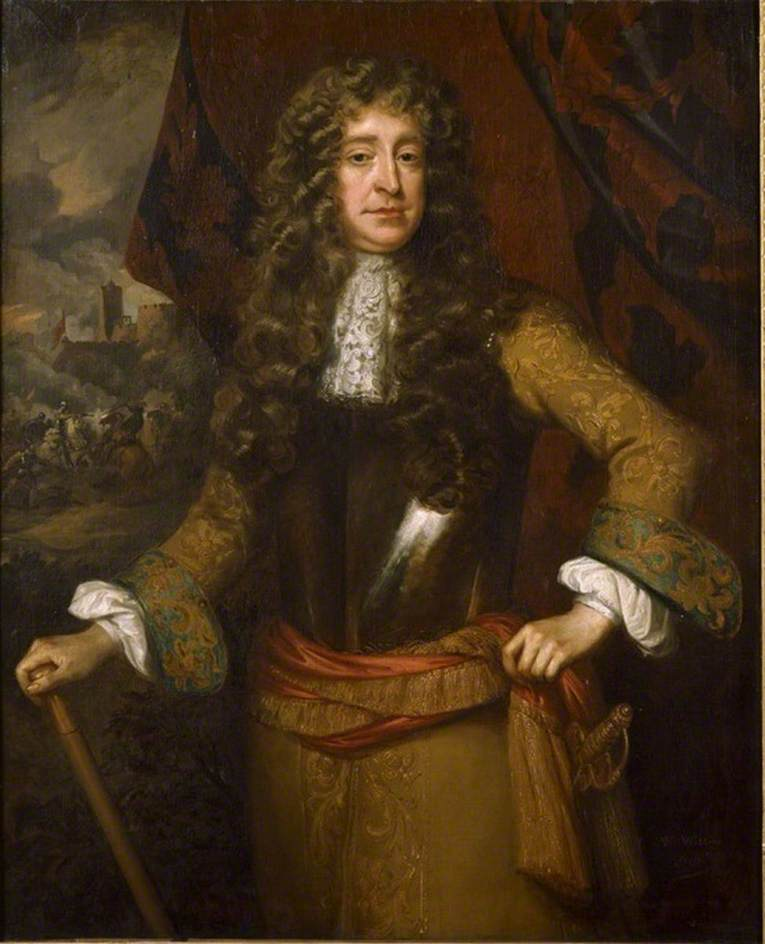 Portrait of an Unknown Man, called William III