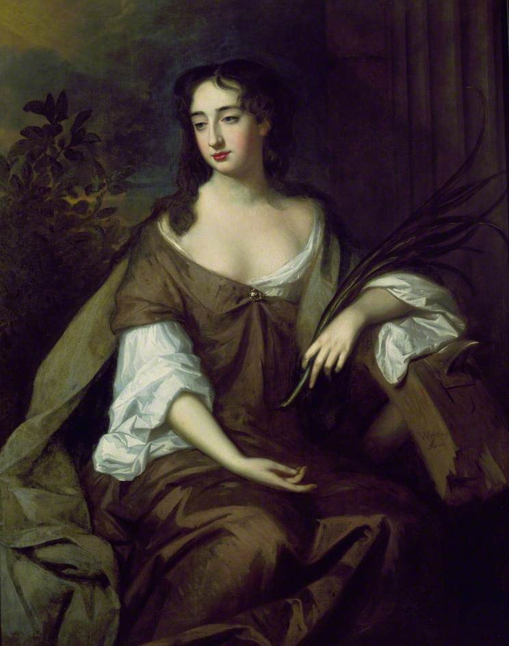 A Lady as Saint Catherine