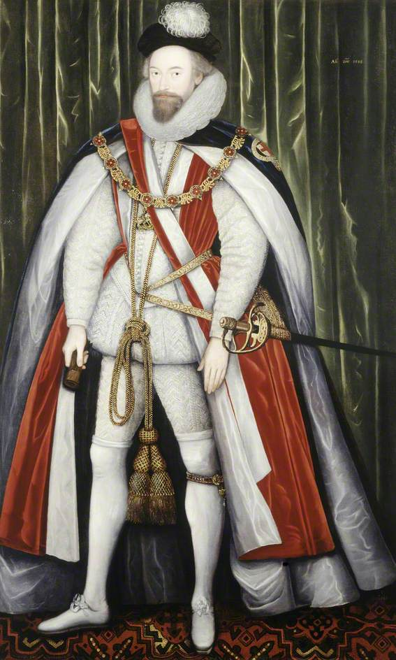 Lord Thomas Howard de Walden (1561–1626), Later 1st Earl of Suffolk